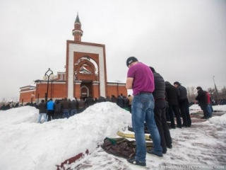 Собянин: Проблема мечетей не настоящая
