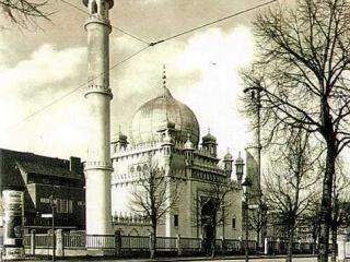 Первая мечеть появилась в Берлине еще в 1926 г.