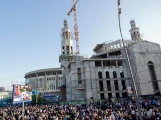 Строящаяся в Москве новая мечеть- архитектурное свидетельство значимости ислама для России