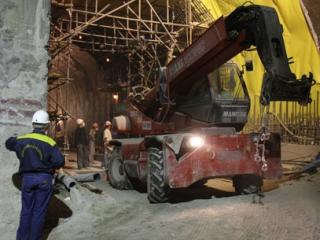 К строительству столичной подземки привлечены метрострои со всего СНГ