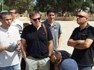 Израильские «журналисты»- провокаторы