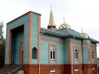 На входной части появится аят священного Корана