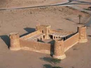 Историческая часть города аз-Зубара