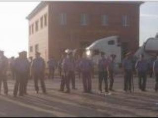 Пугачевская полиция готовится к худшему