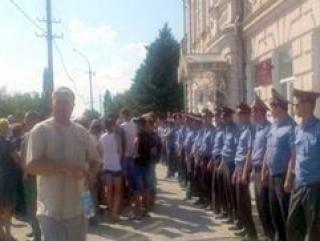 Рафис Кашапов: «Нет межнациональной войне в Пугачеве!»