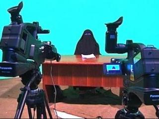 На снимке -женский телеканал «Мириам» в Египте. Возможно, так будет выглядеть и канал саудовский