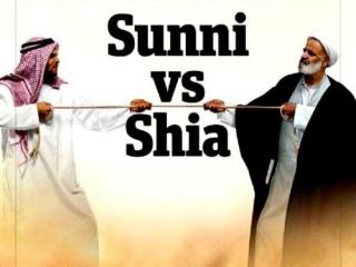 Суннитско-шиитской противостояние стало главной стратегией Запада