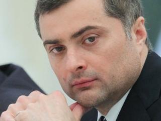 Сурков назвал Путина Белым рыцарем, спасающим Россию