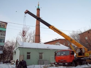 В Казани на месте «экстремистской» построят «традиционную» мечеть