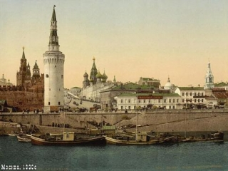 Москва. Середина 19 века