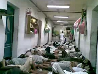 Тюрьма в Бурамайне (Саудовская Аравия) - взгляд изнутри