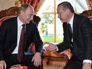Путин и Эрдоган условились провести заседание по сотрудничеству