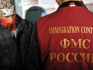 На этой неделе в Подмосковье задержали около 1000 нелегальных мигрантов