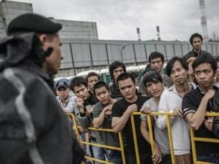 Депутаты узаконят палаточные лагеря для мигрантов