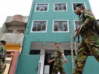 В Коломбо закрыта новая мечеть после нападения экстремистов