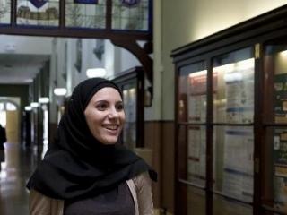 Критическая граница для хиджаба