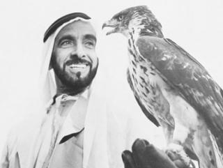Личность в контексте истории: Шейх Зайед Бин Султан ан-Нахьян