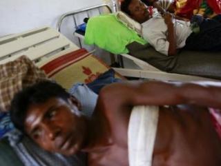 Мьянма:Полиция открыла огонь по мусульманам