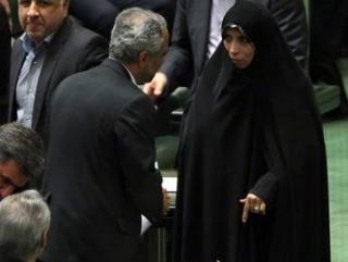 Вице-президентом Ирана назначена женщина
