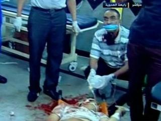 В Каире при разгоне сторонников Мурси убито 120 человек