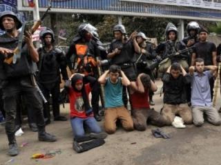 В Египте объявлен режим чрезвычайного положения