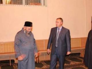 Муфтий обсудил с мэром судьбу пятигорской мечети