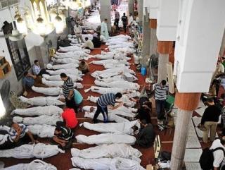 Сообщения о жертвах в Египте разнятся от сотен до тысяч