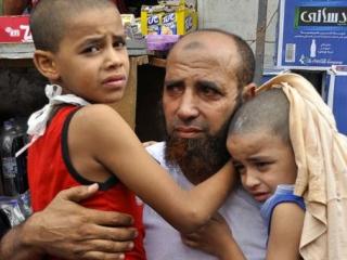 Египетская бойня. Фото