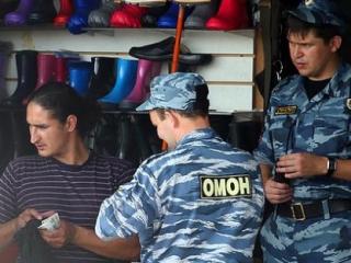 В Подмосковье прикрыли ряд нелегальных рынков