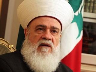Муфтий  Ливана предостерегает суннитов и шиитов страны от раздора