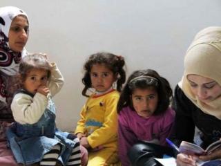 Москва оказывает помощь всем сирийским беженцам без исключения