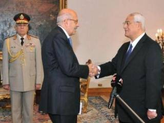 Аль‑Барадеи присягает назначенному военными новому президенту