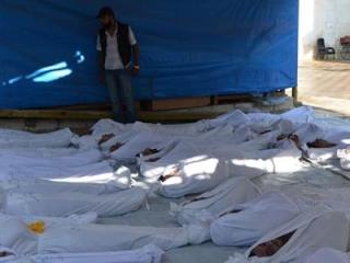 Жертвами химатаки в Сирии стали 650 человек — оппозиция