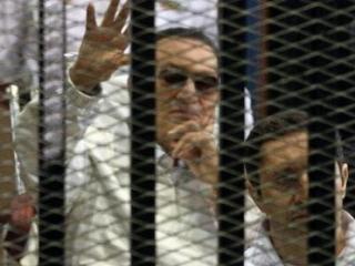 Мубарак вновь на свободе
