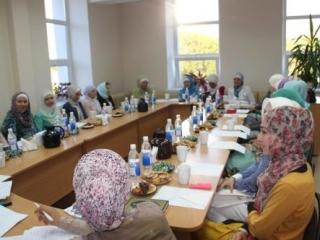 В Казани собрались деловые мусульманки