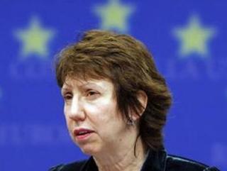 Кэтрин Эштон: Помощь простым египтянам сохранитьстся, силовикам -- будет приостановлена.