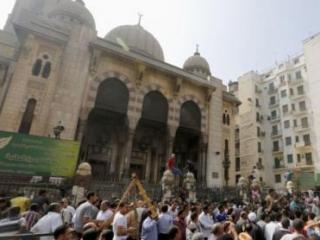 Пятничного намаза в мечетях Рабиа аль-Адавийя и Фатх не будет