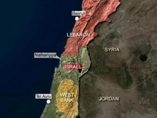 Израильские ВВС атаковали территорию Ливана