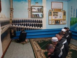 Омбудсвумен встретилась с осужденными мусульманами