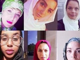 Российское эхо шведского «хиджабного протеста»