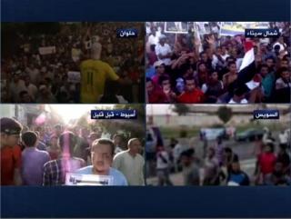 Сторонники конституционного строя вышли на марш «Пятницы шахидов»