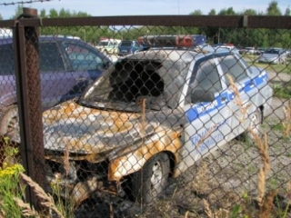 В Тобольске по делу о поджоге машин допросили мусульман