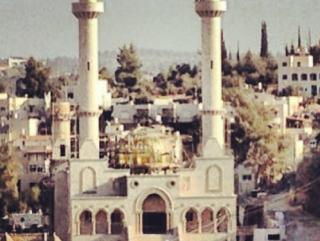 В ожидании открытия мечеть имени Кадырова около Иерусалима