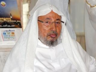 Юсуф аль-Кардави раскритиковал экс-муфтия Египта