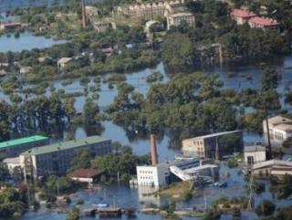 Кавказ передаст затопленному Дальнему Востоку десятки миллионов