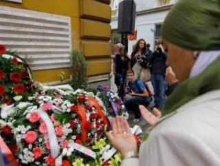В Боснии отметили годовщину трагедии в Сараево