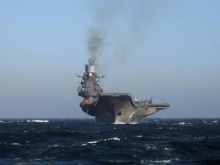 Россия отправит к берегам Сирии авианосец «Адмирал Кузнецов»