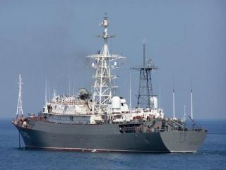 Россия усиливает разведку у берегов Сирии
