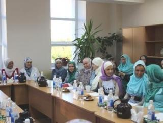 Мусульманки обсудят особенности бизнес-стиля