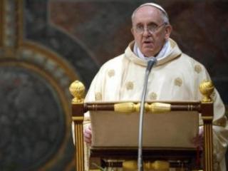 Папа призвал к посту и молитве за мир в Сирии